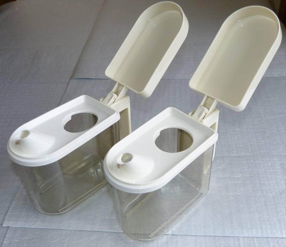 ★ 調味料入れ 5個まとめ売り 日本製 イワキガラス2個 ★_画像6