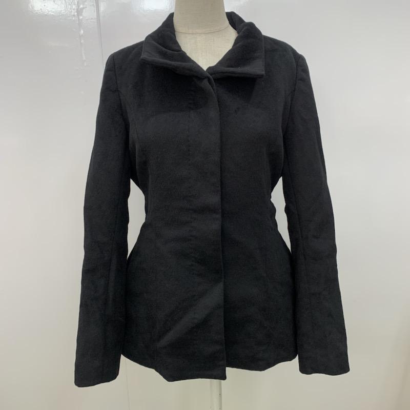 Spick & Span 36 スピック&スパン コート その他 ステンカラーショートコート 黒 / ブラック / 10021483_画像1