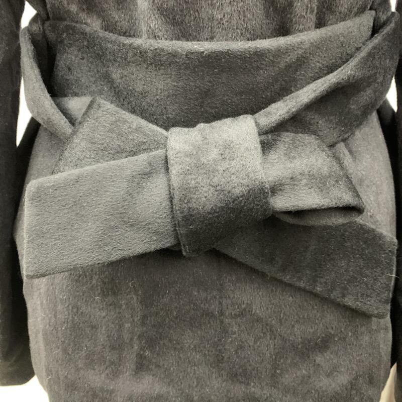 Spick & Span 36 スピック&スパン コート その他 ステンカラーショートコート 黒 / ブラック / 10021483_画像7