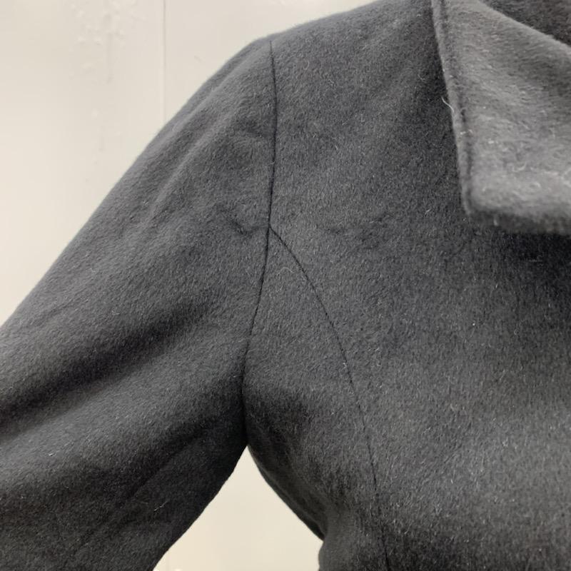 Spick & Span 36 スピック&スパン コート その他 ステンカラーショートコート 黒 / ブラック / 10021483_画像5