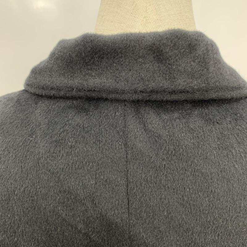 Spick & Span 36 スピック&スパン コート その他 ステンカラーショートコート 黒 / ブラック / 10021483_画像6