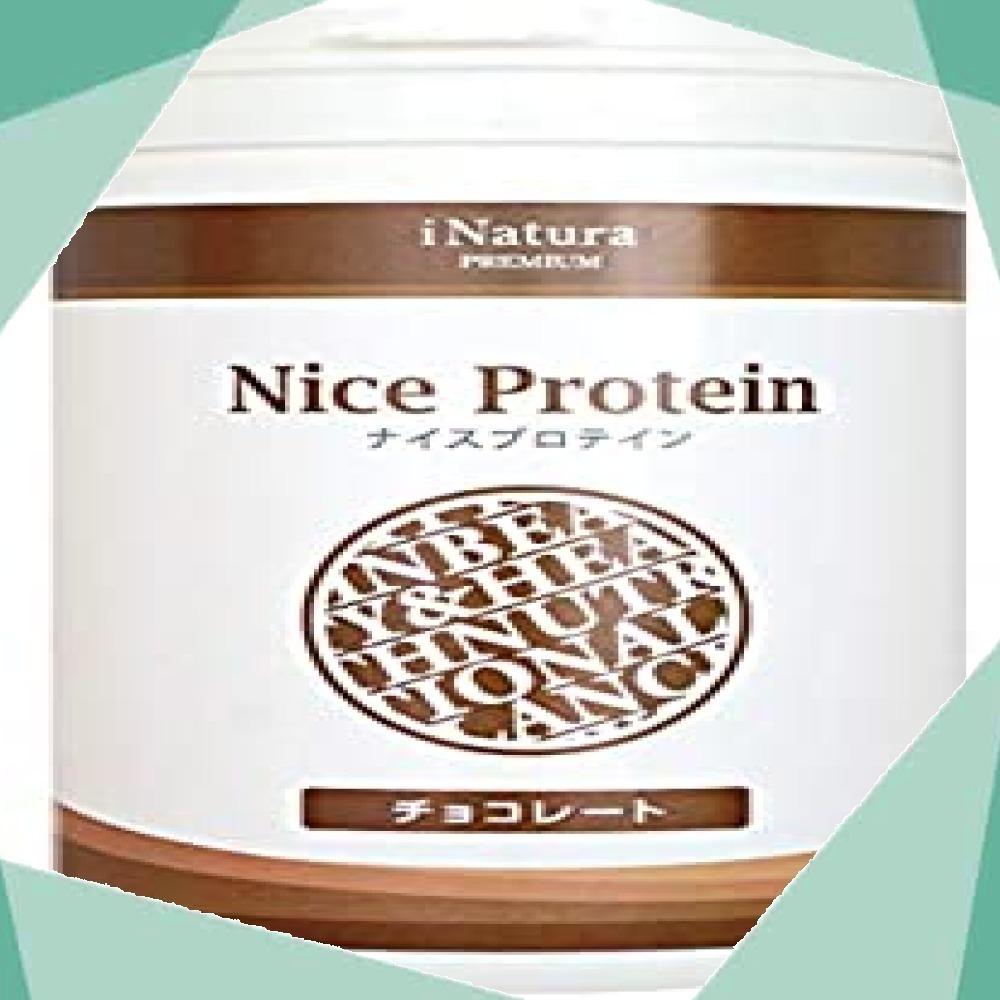【特売!!】アイナチュラプレミアム ナイスプロテイン(チョコレート) 500g