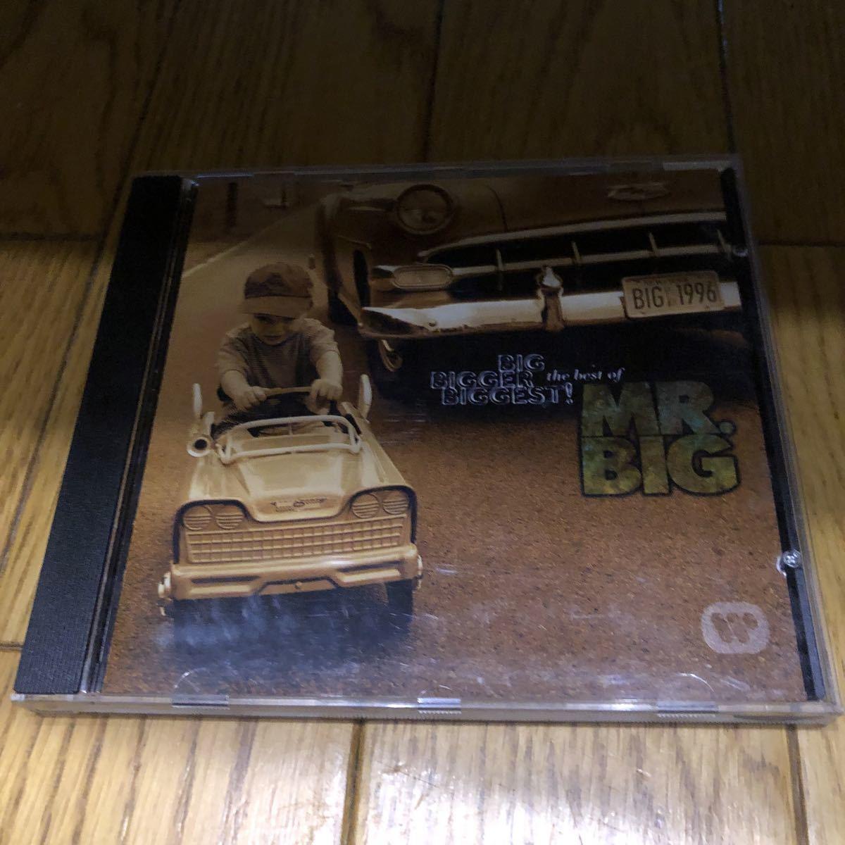 送料無料 MR.BIG/ザ・ベスト・オブ・MR.BIG CD 輸入盤