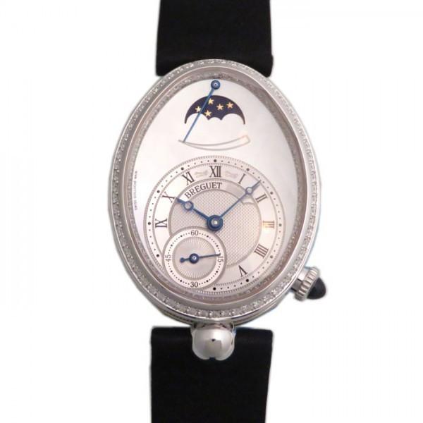 Breguet Queen of Naples 8908BB / 52/864 / D00D Белый циферблат Новые часы Женские брендовые часы и Ha Line & Breguet