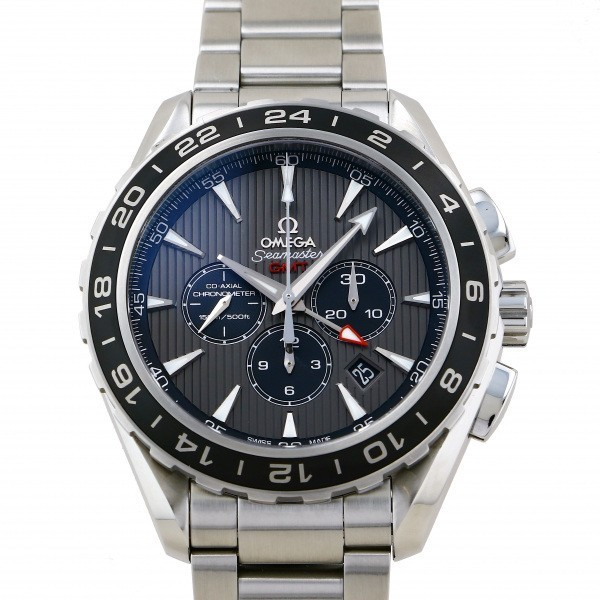 オメガ OMEGA シーマスター 231.10.44.52.06.001 グレー文字盤 新品 腕時計 メンズ_画像1