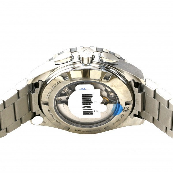 オメガ OMEGA シーマスター 231.10.44.52.06.001 グレー文字盤 新品 腕時計 メンズ_画像5