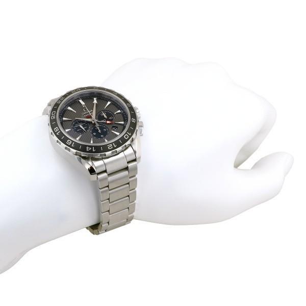 オメガ OMEGA シーマスター 231.10.44.52.06.001 グレー文字盤 新品 腕時計 メンズ_画像6