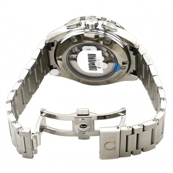 オメガ OMEGA シーマスター 231.10.44.52.06.001 グレー文字盤 新品 腕時計 メンズ_画像4