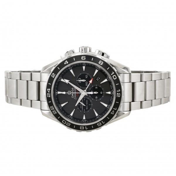 オメガ OMEGA シーマスター 231.10.44.52.06.001 グレー文字盤 新品 腕時計 メンズ_画像2