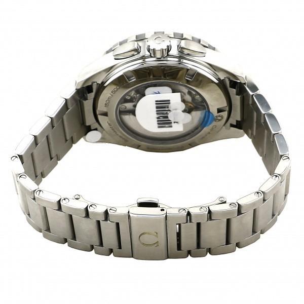 オメガ OMEGA シーマスター 231.10.44.52.06.001 グレー文字盤 新品 腕時計 メンズ_画像3