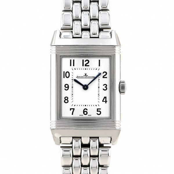 Jaeger-LeCoultre JAEGER LE COULTRE Reverso Classic Medium Slim Q2518140 Silver Dial New Watch Ladies Brand Watch & Sayuki & Jaeger-LeCoultre