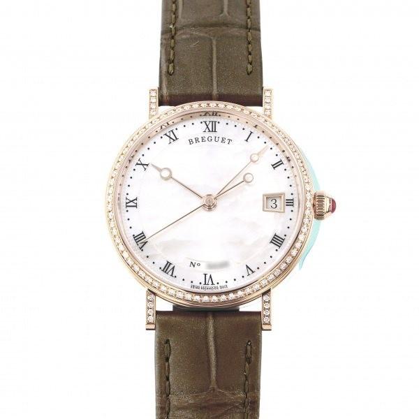 Breguet Classic 9068BR / 52/976 DD00 Белый циферблат Новые часы Женские брендовые часы, Ha Line и Breguet