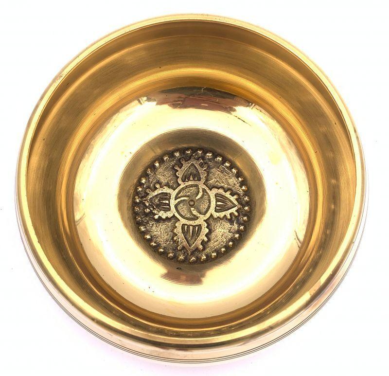 チベット密教法具-シンギングボール(瞑想鈴)-羯磨カツマ-A1