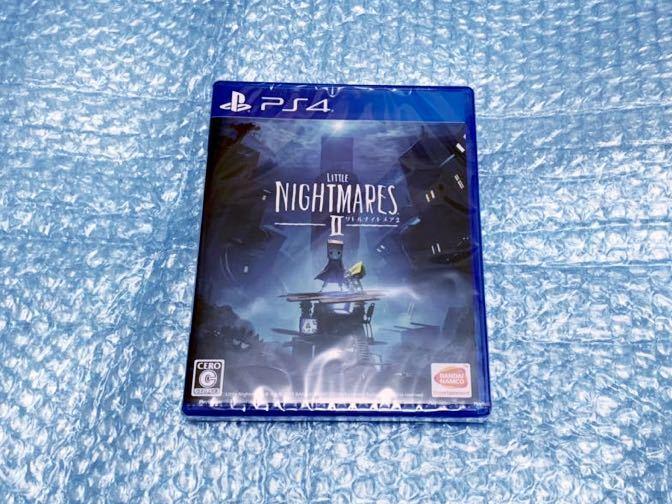 新品未開封 [PS4ソフト リトルナイトメア 2 バンダイナムコ LITTLE NIGHTMARES 2]