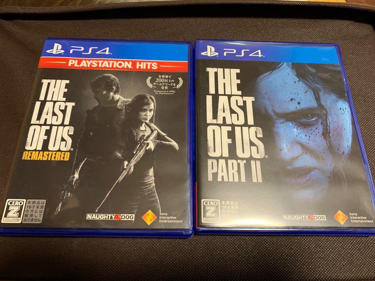ラストオブアス THE LAST OF US  セット PS4ソフト