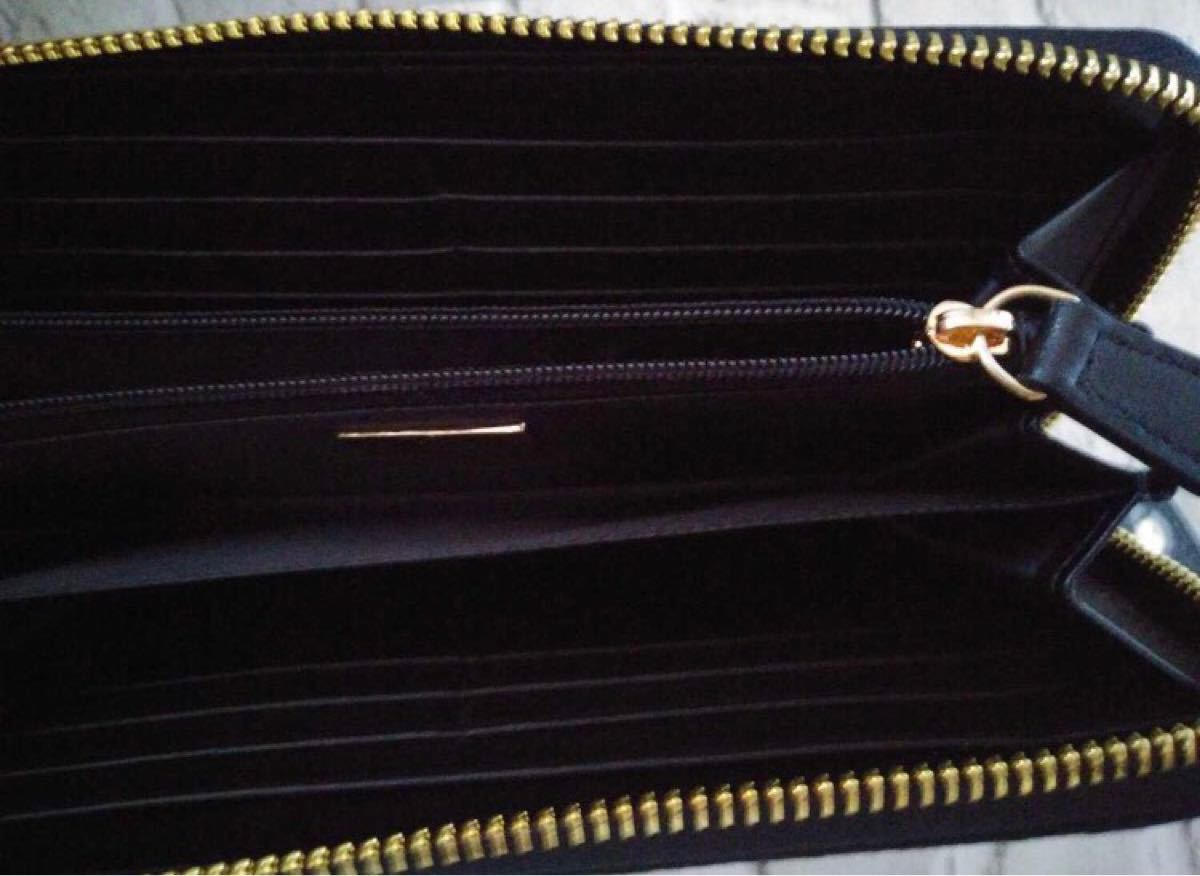 ヴィヴィアンウエストウッド 長財布 ブラック 黒 Vivienne Westwood