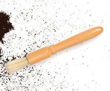 2個セット コーヒーミルブラシ グラインダーブラシ エスプレッソ用ミルブラシ 掃除用ブラシ クリーニングブラシ コーヒーグライン_画像8
