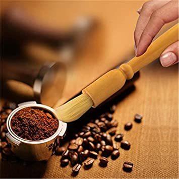 2個セット コーヒーミルブラシ グラインダーブラシ エスプレッソ用ミルブラシ 掃除用ブラシ クリーニングブラシ コーヒーグライン_画像6