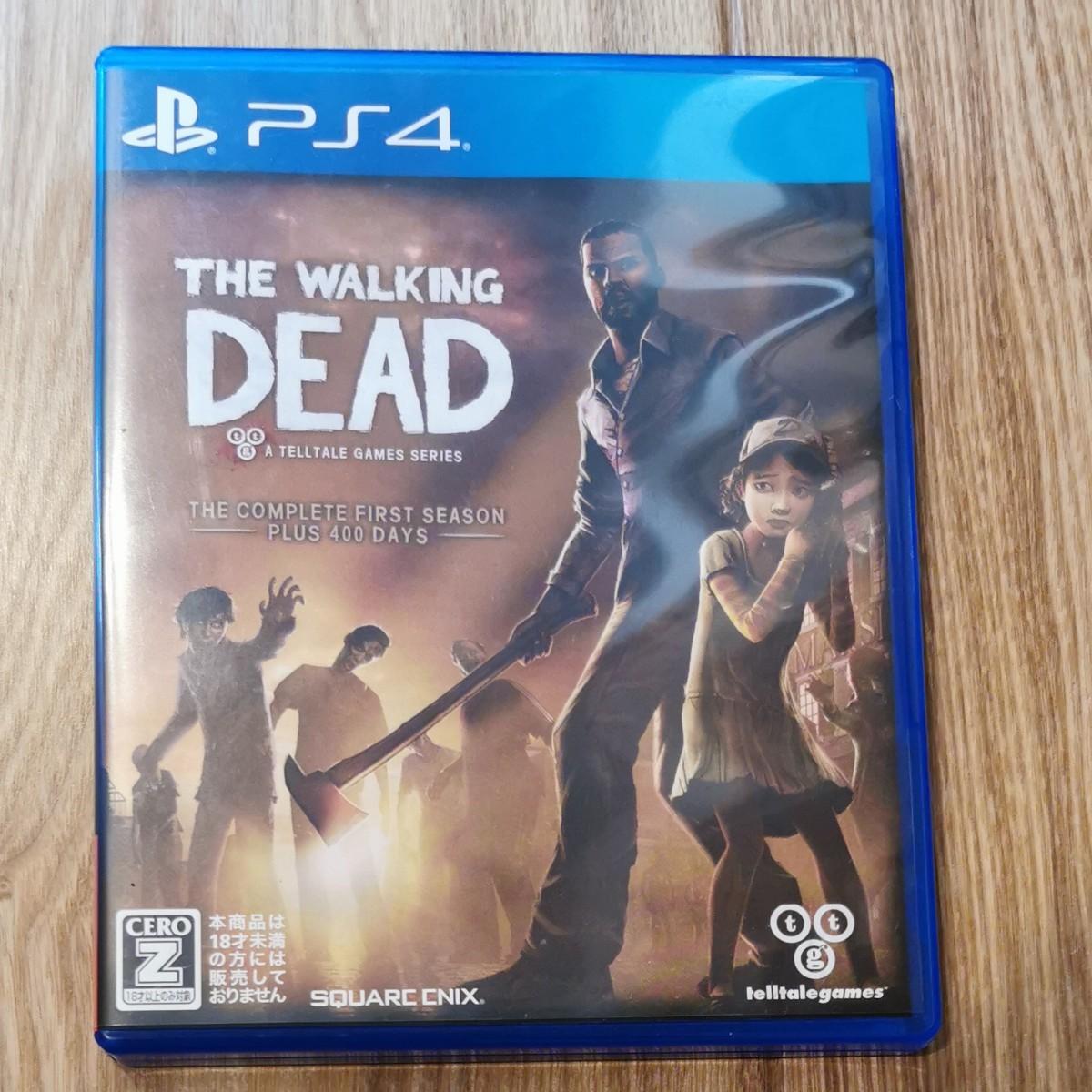 PS4 ウォーキングデッド