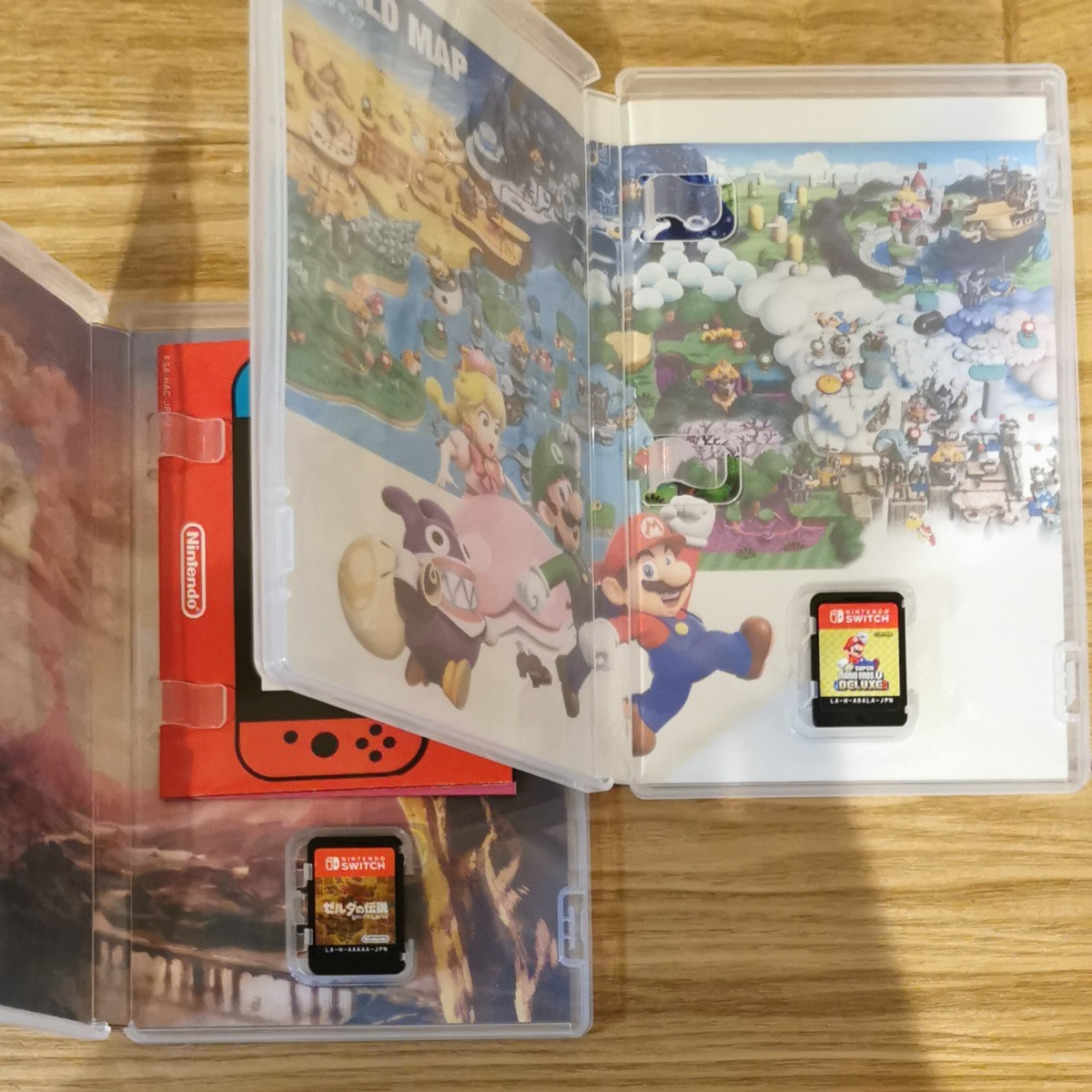 Nintendo Switch 大乱闘スマッシュブラザーズspecial NewスーパーマリオブラザーズU セット