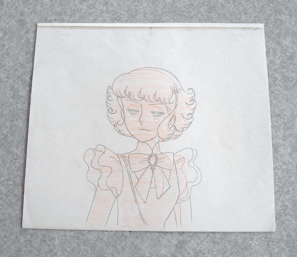 花の子ルンルン セル画 ルンルン・フラワー_画像3