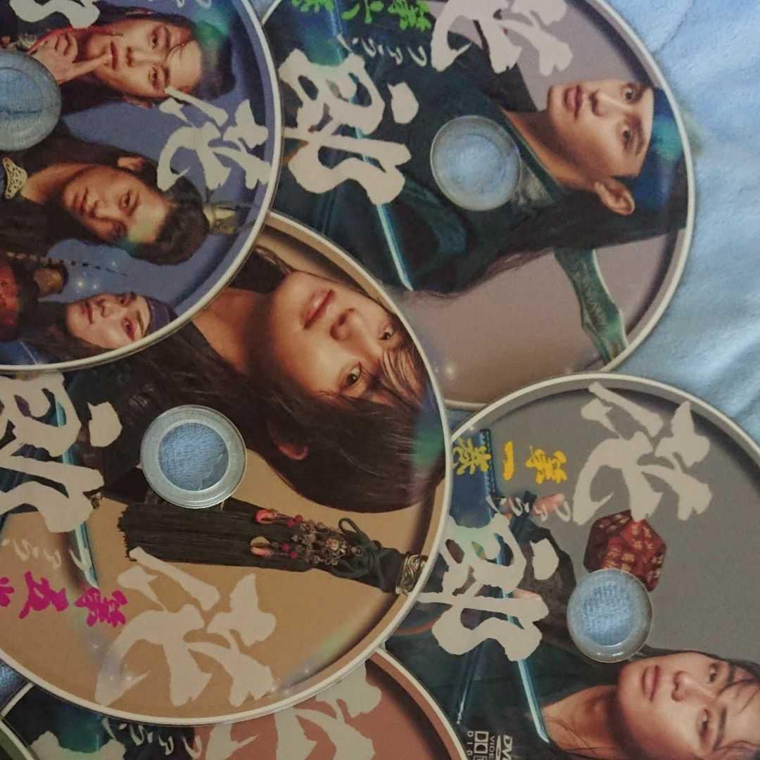 韓国ドラマ DVD 花郎 全話