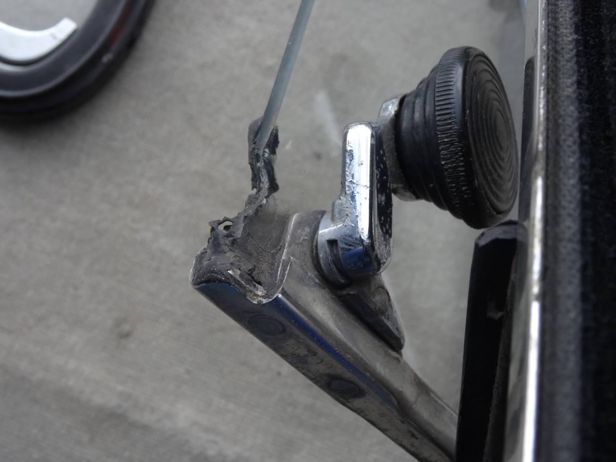 空冷 VW  タイプ3 三角窓_画像5