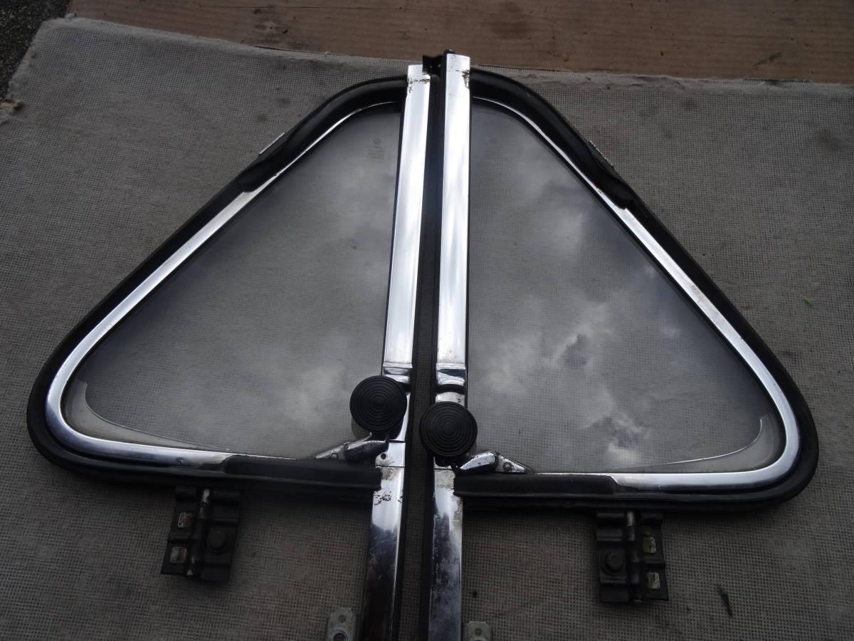 空冷 VW  タイプ3 三角窓_画像1