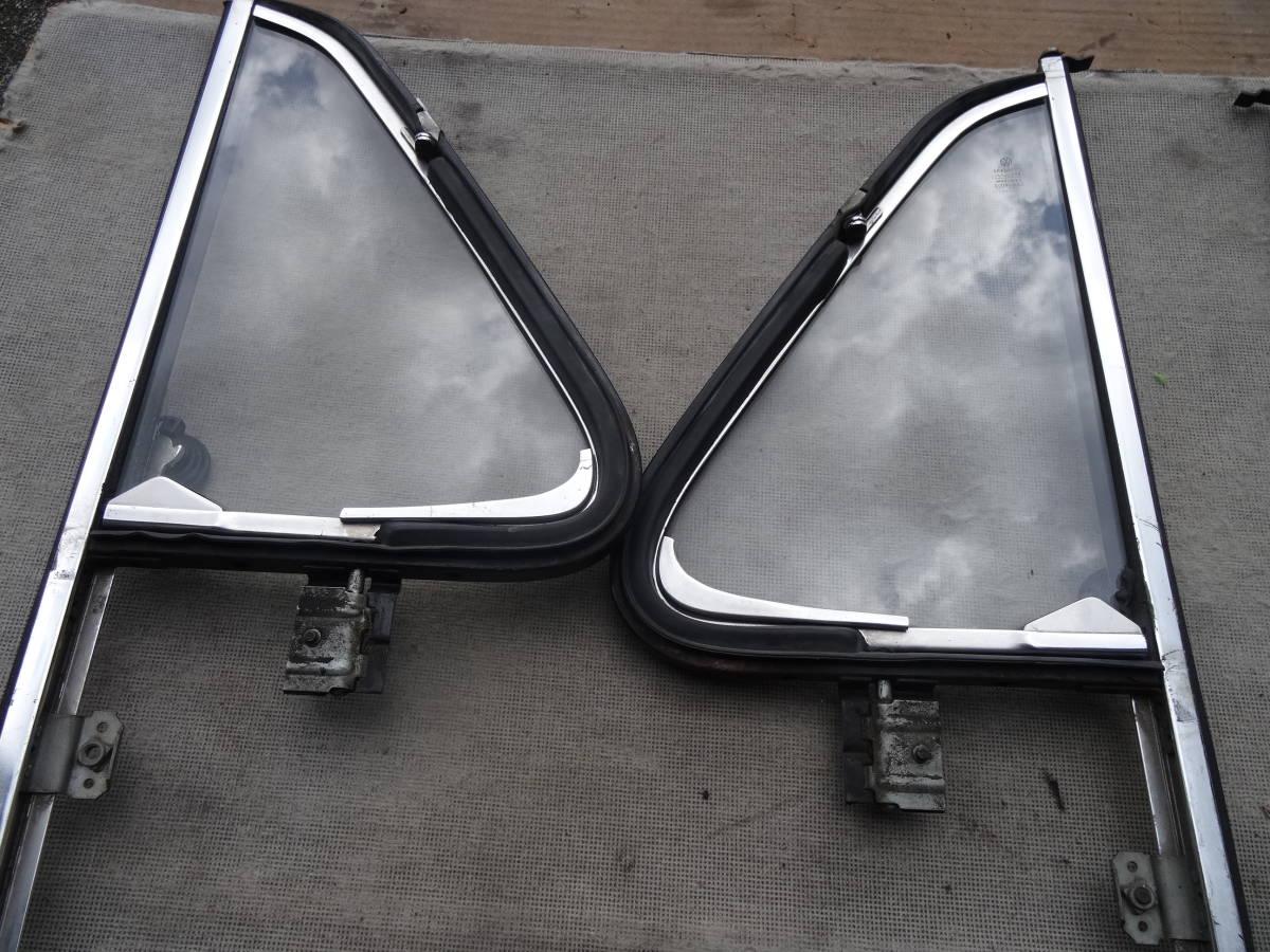 空冷 VW  タイプ3 三角窓_画像2