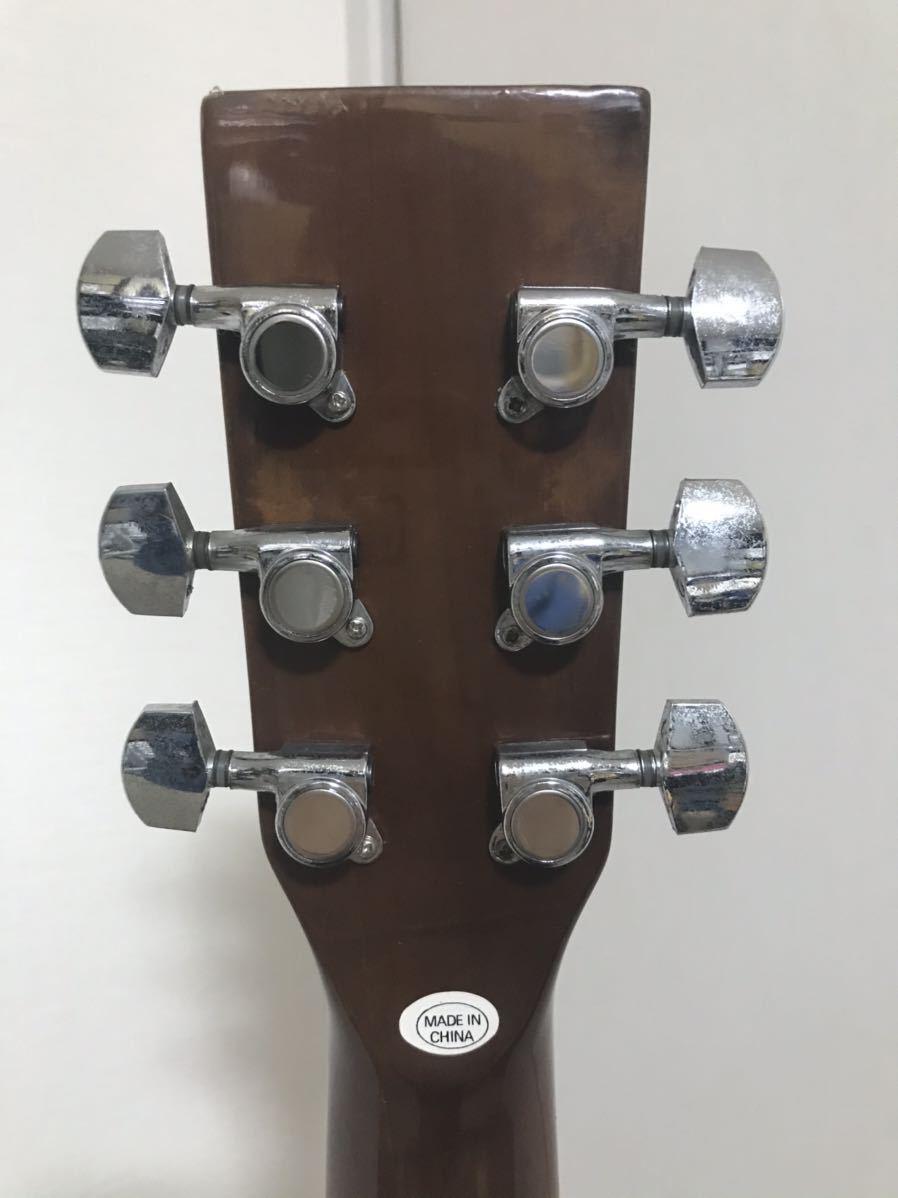 A295☆送料無料匿名発送☆Pro Martin GUITAR 中古クラシックギター ジャンク 現状品_画像6