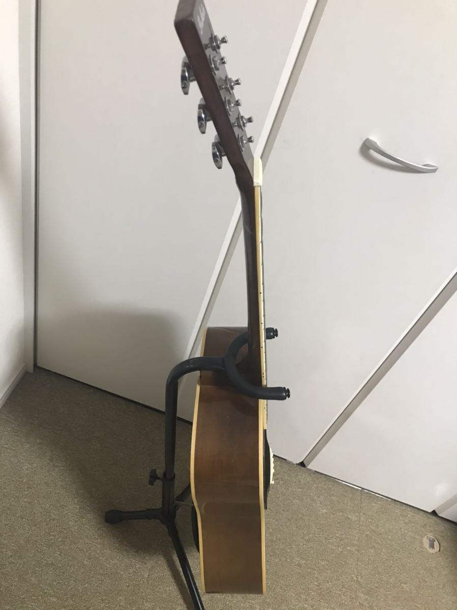 A295☆送料無料匿名発送☆Pro Martin GUITAR 中古クラシックギター ジャンク 現状品_画像10