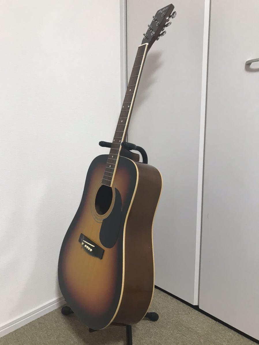 A295☆送料無料匿名発送☆Pro Martin GUITAR 中古クラシックギター ジャンク 現状品_画像3