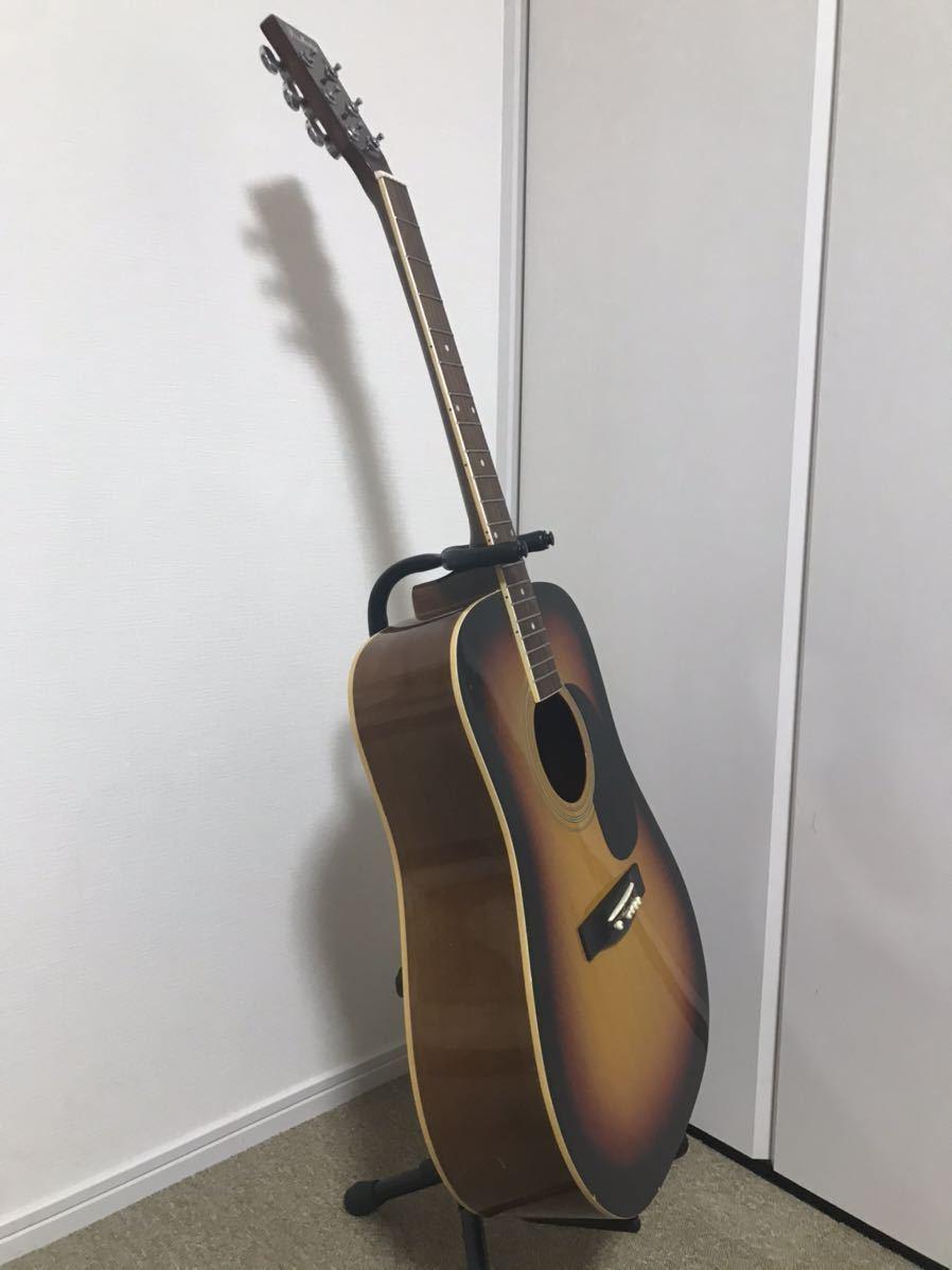 A295☆送料無料匿名発送☆Pro Martin GUITAR 中古クラシックギター ジャンク 現状品_画像2