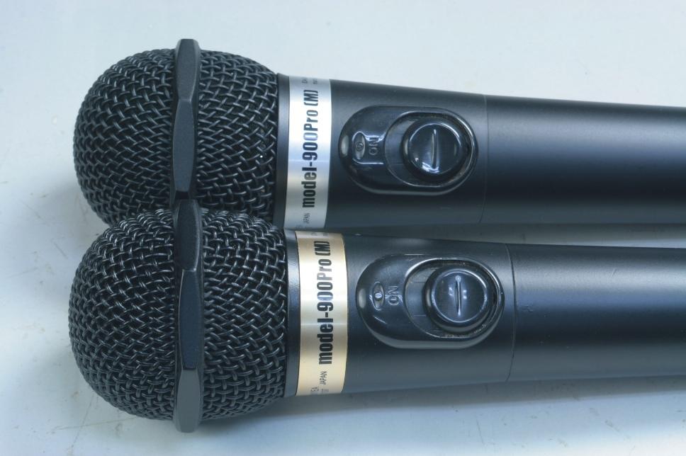 ★☆【USED】 第一興商 900pro 電波式ワイヤレスマイク一式 ②☆★_画像8