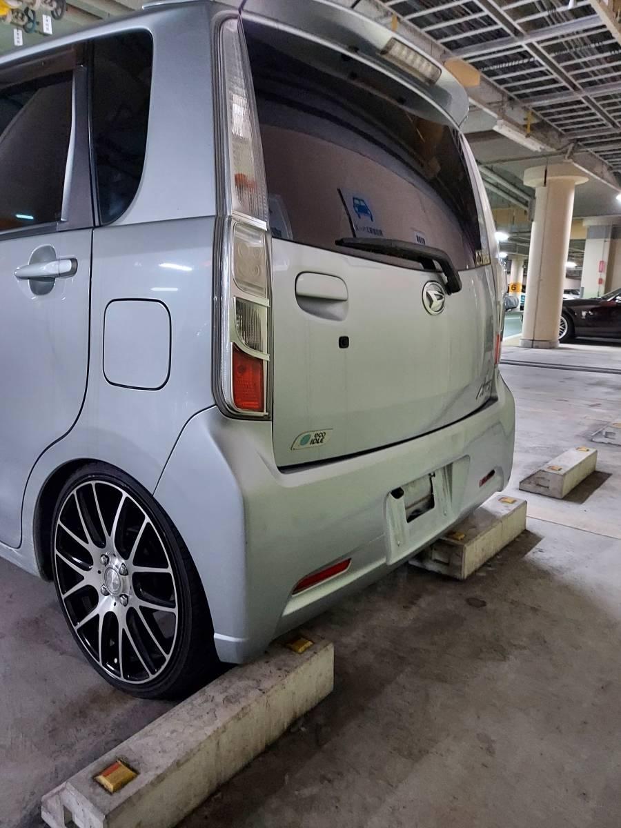 「★ムーブカスタム H24年車 ローダウン車 値下げ★」の画像3