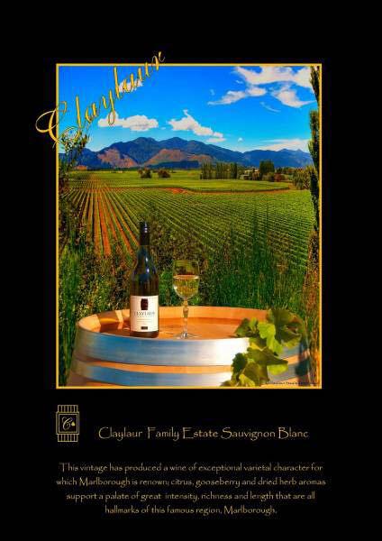 ケース売り12本 New Zealand MARLBOROUGH Pinot Noir マルボロ ピノノワール Claylaur Family Estate