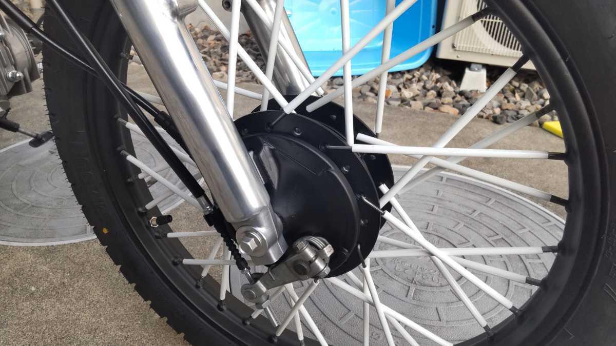 「ホンダ スーパーカブ カスタム 110cc」の画像3