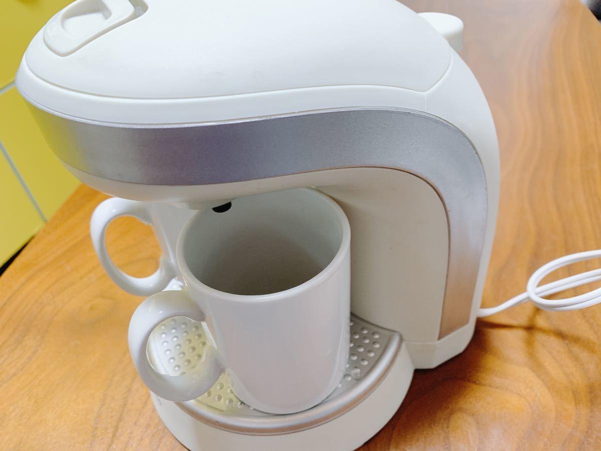 コーヒーメーカー 2杯用 マグカップ付き 最終値下げ