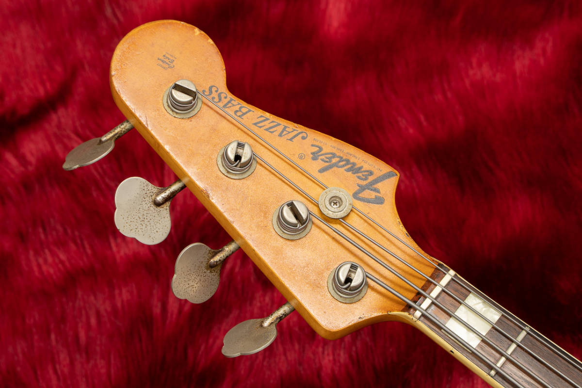 Fender 1971 Jazz Bass 3TS #306823 4.26kg - Geek IN Box -_画像4