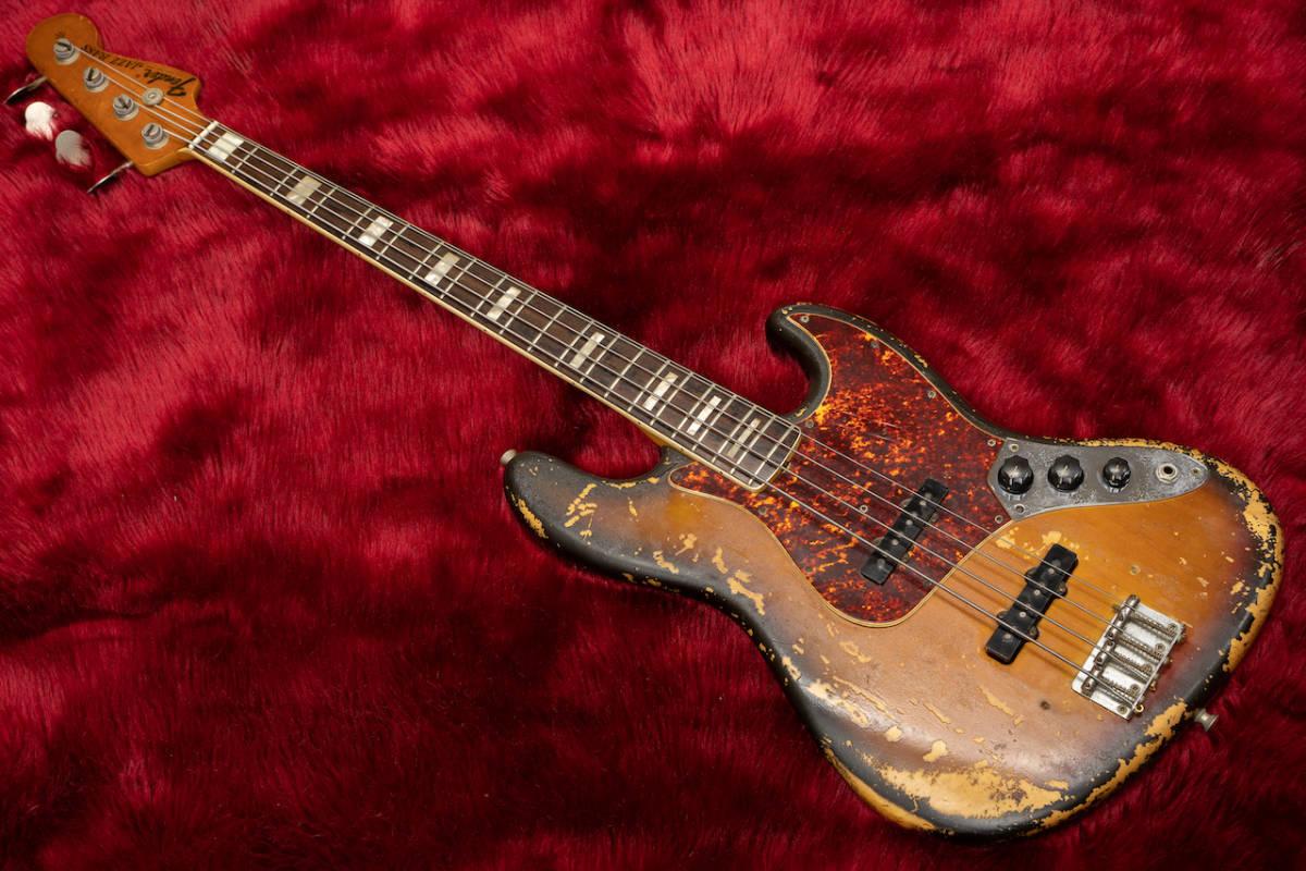 Fender 1971 Jazz Bass 3TS #306823 4.26kg - Geek IN Box -_画像2