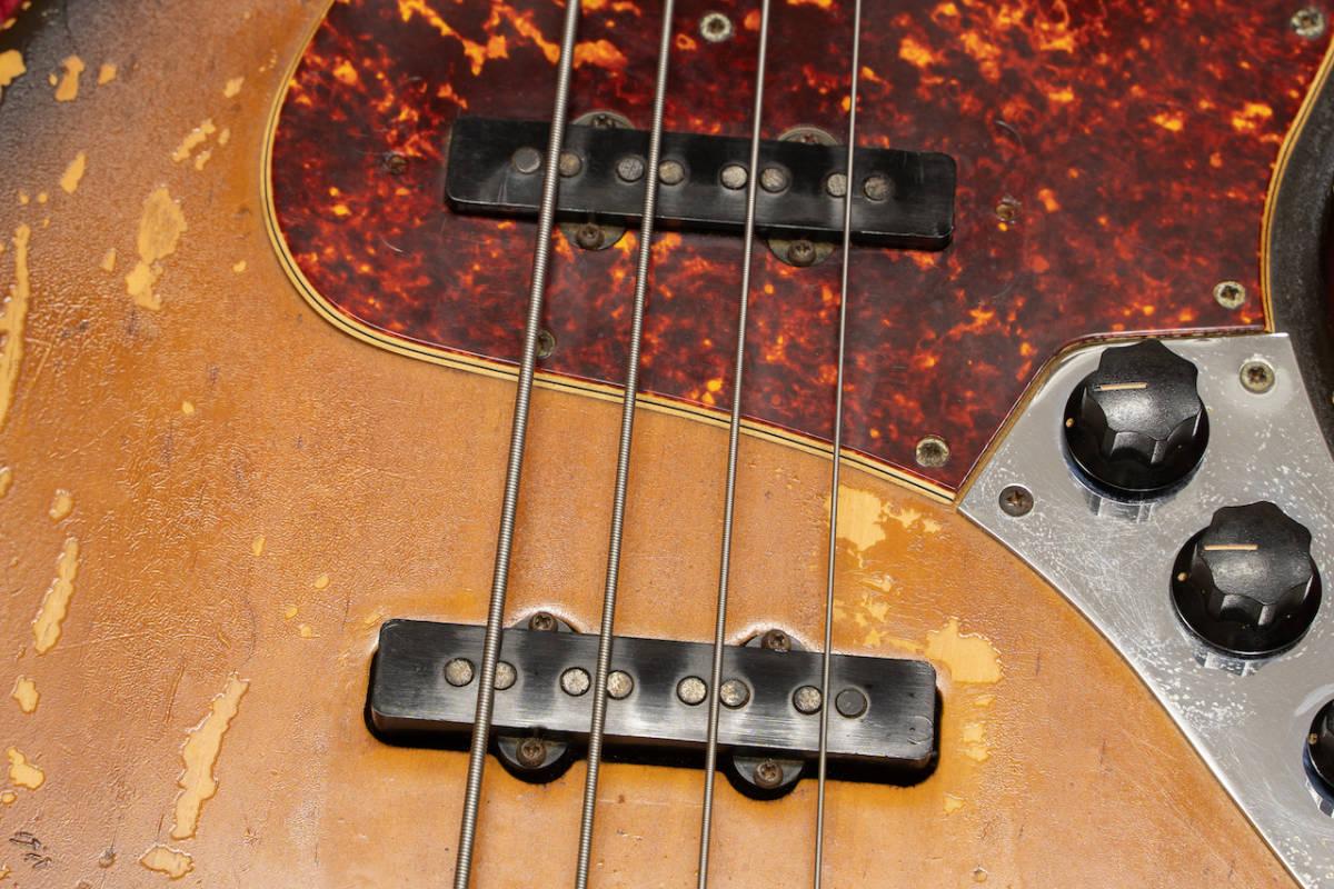 Fender 1971 Jazz Bass 3TS #306823 4.26kg - Geek IN Box -_画像7