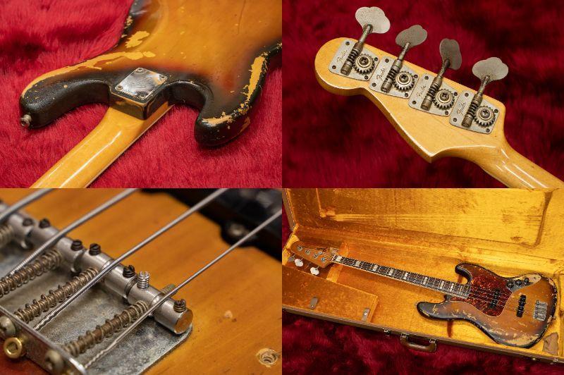 Fender 1971 Jazz Bass 3TS #306823 4.26kg - Geek IN Box -_画像9