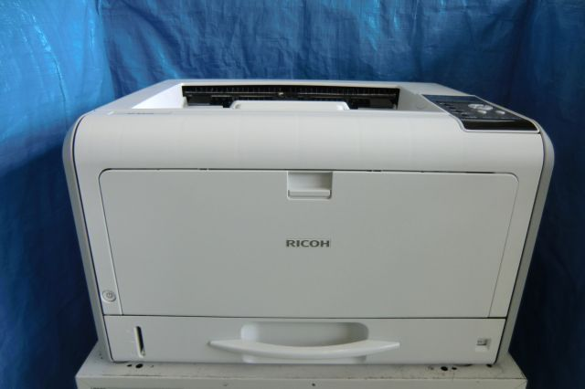 ◆中古レーザープリンタ《RICOH IPSiO SP6420》トナー/ドラムなし◆_画像1