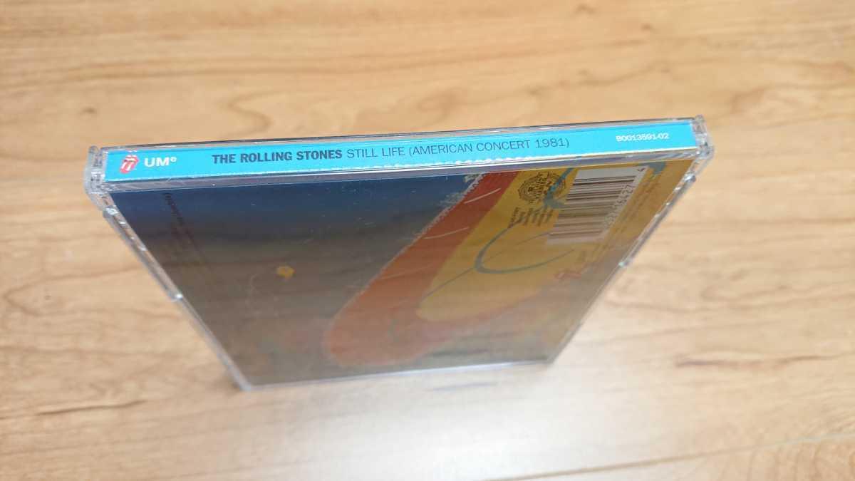 The Rolling Stones / ザ・ローリング・ストーンズ Still Life(American Concert 1981)2009リマスター 輸入盤