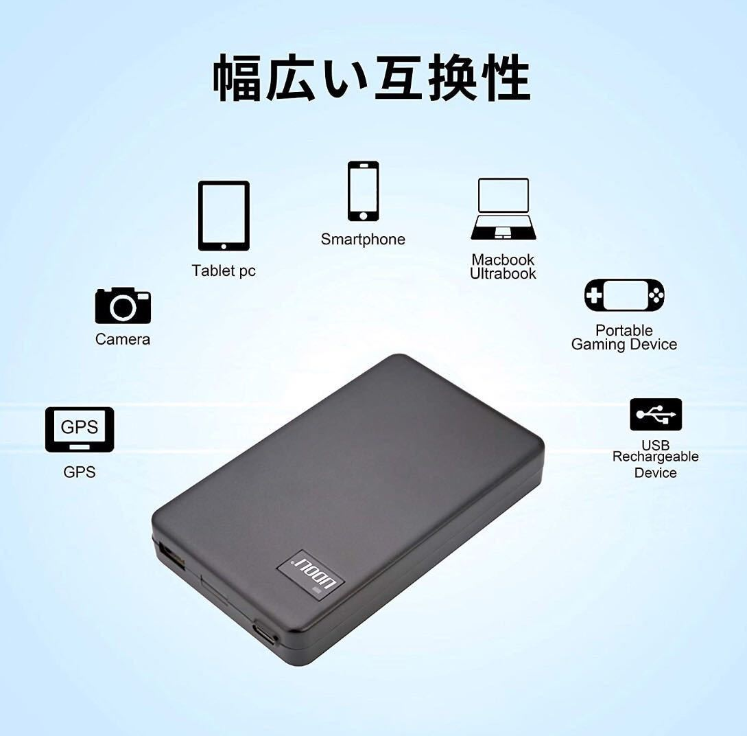 USB-C急速充電器 Type-C 2ポート薄型 AC アダプター (PSE認証済/PD/QC3.0/Power Deliver対応) iPhone 12/ iPhone 11 / iPad Pro/iPad Air4_画像2