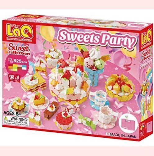 【新品即決】ラキュー (LaQ) スイートコレクション スイーツパーティ( Sweet Collection SWEETS PAR_画像1