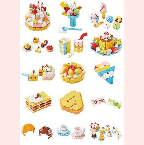 【新品即決】ラキュー (LaQ) スイートコレクション スイーツパーティ( Sweet Collection SWEETS PAR_画像7