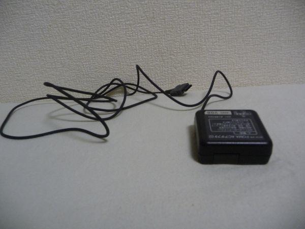 NTTドコモ FOMA ACアダプタ 02 DOCOMO ★ 携帯電話 ガラケー ◆ 1個_画像2