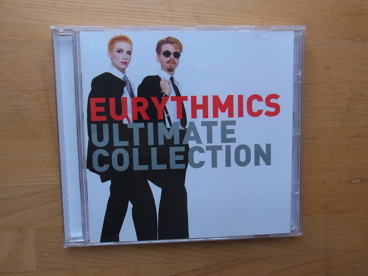 CD EURYTHMICS ULTIMATE COLLECTION ユーリズミックス ベスト 輸入盤