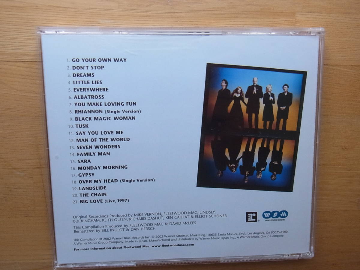 CD フリートウッドマック ヴェリー・ベスト・オブ